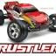 Rustler 2WD Stadium Truck (Waterproof-Electronics) #3705 thumbnail 1