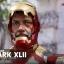 Hot Toys QS007 Iron Man 3 - 1/4th scale Mark XLII thumbnail 7