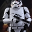 Hot Toys MMS367 STAR WARS: THE FORCE AWAKENS - FINN (FIRST ORDER STORMTROOPER VERSION) thumbnail 13