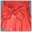 ld3018-01 ชุดราตรียาวออกงาน สีแดง ผ้าลูกไม้ซีทรู เว้าหลังสุดเซ็กซี่ ต่อกระโปรงผ้าซาตินพรีเมี่ยม สวยหรู โดดเด่นที่สุด thumbnail 6