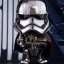 Hot Toys COSB403 STAR WARS: THE FORCE AWAKENS - CAPTAIN PHASMA (L) thumbnail 1