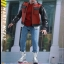 Hot Toys MMS379 BACK TO THE FUTURE PART II - MARTY MCFLY (SE) thumbnail 4