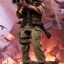 Hot Toy MMS276 COMMANDO - JOHN MATRIX thumbnail 6