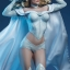 Emma Frost Premium Format™ Figure by Sideshow Collectibles thumbnail 3