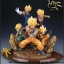 MRC 1/6 RESIN STATUE COLLECTIBLE - SSJ GOKU, VEGETA, GOHAN, TRUNK & GOTEN thumbnail 1