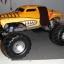 Monster-Mutt : 1/10 Monster Jam Replica Monster Truck # 3602R thumbnail 6
