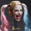 JXTOYS JX-012 Clown girl Hair plastic hair double whip headsculpt thumbnail 7