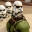 Hot Toys COSB387 STAR WARS - SANDTROOPER & DEWBACK thumbnail 1