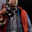 HOT TOYS MMS257 Back to the Future: Marty McFly thumbnail 7
