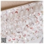sd1008-02 ชุดราตรีสั้น สีขาว เดรสเกาะอก ปักเลื่อม ปักดอกไม้สีชมพูที่เอว สวยหวานหรู น่ารักมากๆ thumbnail 6