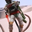 Hot Toys MMS313 STAR WARS: EPISODE VI RETURN OF THE JEDI - BOBA FETT (DELUXE VERSION) thumbnail 15