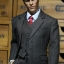 POPTOYS X22 1/6 Style Series - Men's striped Suit X3 colours thumbnail 20