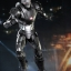 Hot Toys MMS198D03 IRON MAN 3 - WAR MACHINE MARK II (SE) thumbnail 5