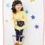 Pre-order ชุดเสื้อ+กางเกง /สีเหลือง thumbnail 3
