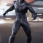 Hot Toys MMS363 CAPTAIN AMERICA: CIVIL WAR - BLACK PANTHER thumbnail 3