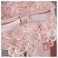 ชุดราตรีสั้น รหัสชุด SD084 ขาย ชุดงานหมั้น สีชมพู สวยหวานหรูกับผ้าลูกไม้อย่างดี กระโปรงทวิสต์ ผ้าซาตินเนือ้เงา น่ารักมากค่ะ thumbnail 6