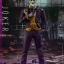 Hot Toys VGM27 BATMAN: ARKHAM ASYLUM - THE JOKER thumbnail 1