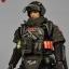 "MSE 1/6 Z.E.R.T. Advanced Machine Gunner Juggernaut: ""SULLY"" USA VERSION thumbnail 25"