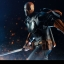 Deathstroke - Premium Format™ Figure by Sideshow Collectibles thumbnail 2
