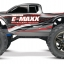E-Maxx Brushless: 1/10 Scale Brushless Electric Monster Truck with TQi Radio System and Traxxas Link Wireless Module #39087-1 thumbnail 1