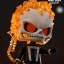Hot Toys COSB401 AGENTS OF S.H.I.E.L.D. - GHOST RIDER WITH HELLFIRE CHAIN thumbnail 2
