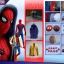 Hot Toys MMS425 MMS426 SPIDER-MAN: HOMECOMING - SPIDER-MAN (DELUXE VERSION) thumbnail 2