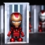 HOT TOYS Iron Man Cosbaby 1 thumbnail 3