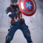 HOTTOYS MMS 281 Avengers: Age of Ultron - Captain America thumbnail 16