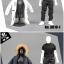 22/08/2018 TIDE-ZONE A010 1/6 Cotton coat suit thumbnail 1