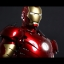 Hot Toys MMS256D07 IRON MAN - MARK III (Diecast) thumbnail 2