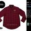 C1810 เสื้อลายสก๊อตสีแดง OLD NAVY แนว Biker thumbnail 1