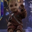 Hot Toys LMS004 GUARDIANS OF THE GALAXY VOL. 2 - GROOT (LIFE-SIZE) thumbnail 1