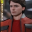 Hot Toys MMS379 BACK TO THE FUTURE PART II - MARTY MCFLY (SE) thumbnail 9