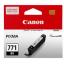 ตลับหมึกแท้ Canon 771 Bk สีดำ ราคา 530 บาท thumbnail 1