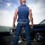ACPLAY ATX-034 1/6 Fast and furious: Dominic Toretto denim vest suit thumbnail 10