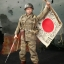 DID A80129 WWII US Army 77th Infantry Division - Captain Sam thumbnail 1