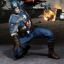 Hot Tots MMS156 CAPTAIN AMERICA: THE FIRST AVENGER - CAPTAIN AMERICA thumbnail 9