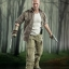 threezero 1/6 AMC The Walking Dead - Merle Dixon thumbnail 1