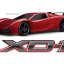 XO-1: 1/7 Scale AWD Supercar with TQi 2.4GHz radio system and docking base #64077 thumbnail 2