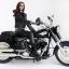 HotPlus HP047 Motocycle Jacket Girl thumbnail 5