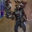 Hot Toys MMS411 GUARDIANS OF THE GALAXY VOL.2 - ROCKET (DELUXE VERSION) thumbnail 3