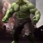 Hot Toys MMS186 THE AVENGERS - HULK thumbnail 1