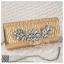 bs0009 กระเป๋าคลัช สีทอง กระเป๋าออกงานพร้อมส่ง ราคาถูกกว่าเช่า แบบสวยๆ ดูดีเหมือนดาราใช้ thumbnail 1