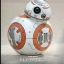 Hot Toys MMS337 STAR WARS: THE FORCE AWAKENS - REY AND BB-8 thumbnail 7
