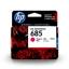 ตลับหมึกอิงค์เจ็ท HP685 Color สีแดง ของแท้ 100% thumbnail 1