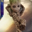 Hot Toys LMS004 GUARDIANS OF THE GALAXY VOL. 2 - GROOT (LIFE-SIZE) thumbnail 11