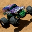 Grave Digger: 1/10 Scale Monster Jam Replica Monster Truck #3602A thumbnail 11
