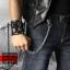 SuperMCTOYS F-073 Leather Sleeveless Moto Jacket Sets for Strongbody thumbnail 8