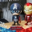Hot Toys COSB323 CAPTAIN AMERICA(L), COSB324 IRON MAN MARK XLVI (L) thumbnail 7