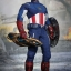 Hot Toys MMS174 THE AVENGERS - CAPTAIN AMERICA thumbnail 10